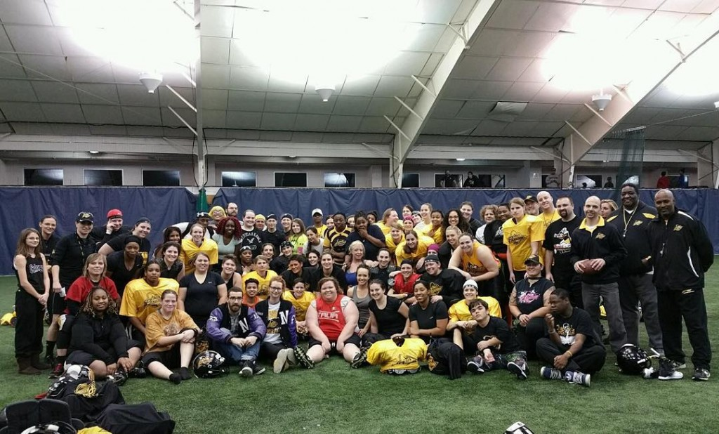Great first practice last night! DefendTheTitle Pittsburgh PittsburghPassion WFA