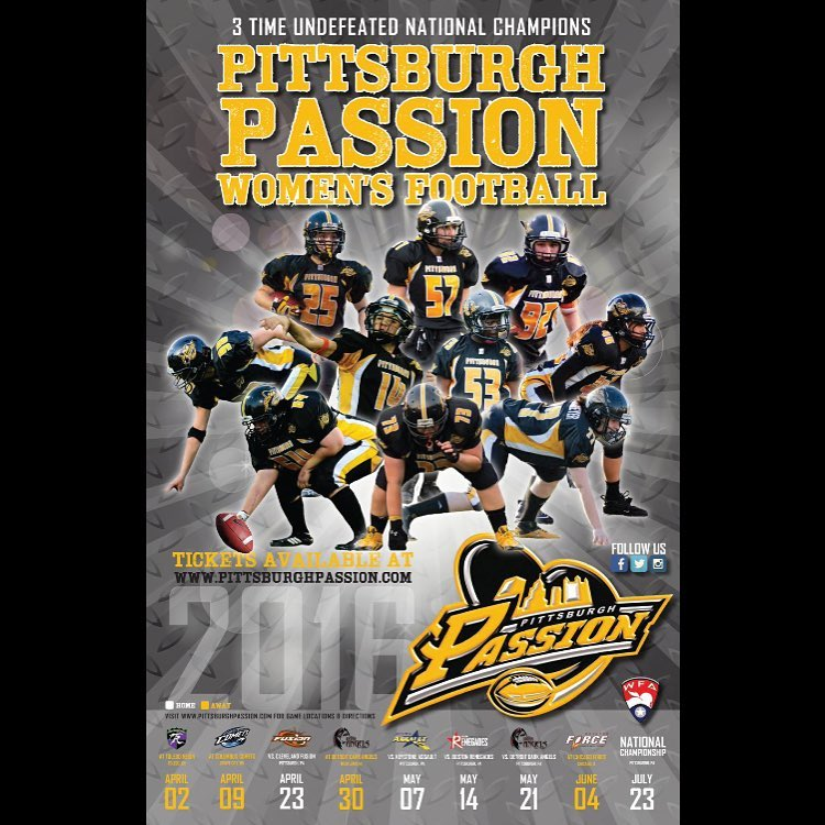 The 2016 PittsburghPassion Schedule is released! Visit our website forhellip