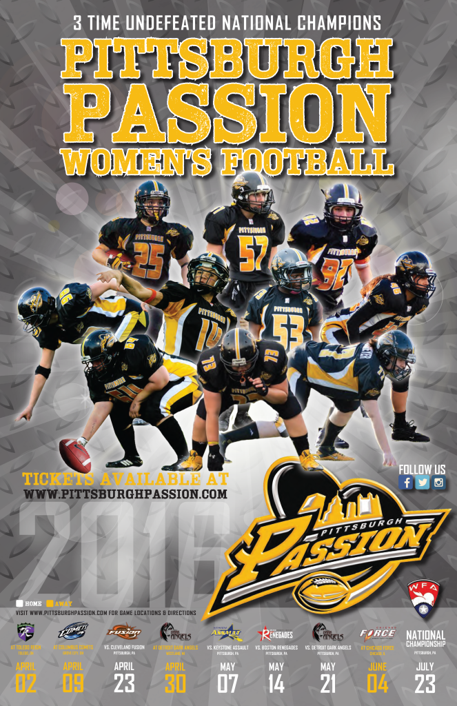2016-Pittsburgh-Passion-Football-Schedule