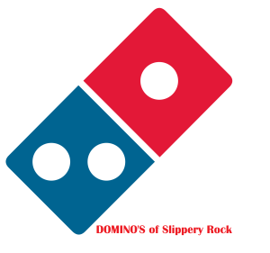 Logo Dominos-Pizza of Slippery Rock