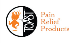 Logo Toast Pain Relief Products